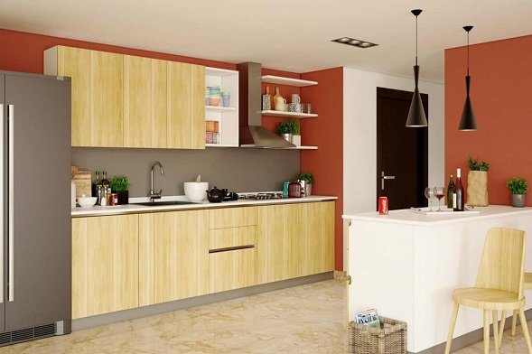 Modular Kitchen Designing in Goa