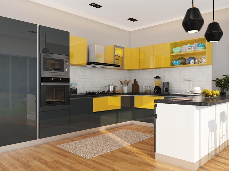Modular Kitchen in Ahmedabad