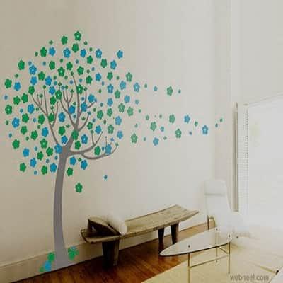 wall painting delhi