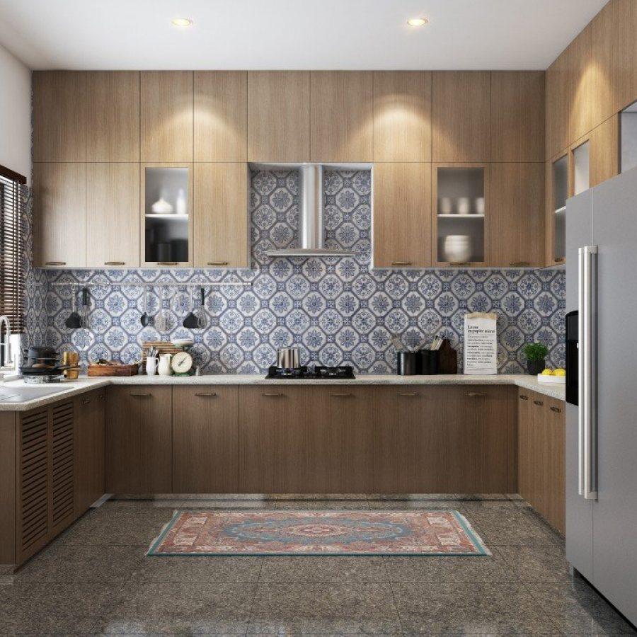 Laminate Finish Kitchen