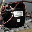 Refrigerator gas refilling